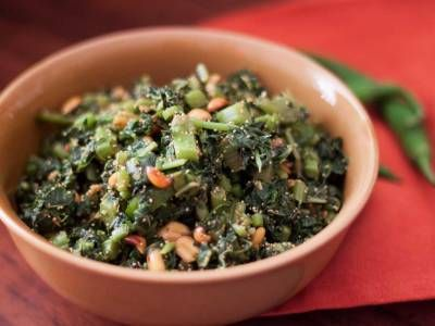 Pat Shaak Bhaja Recipe (Stir Fried Green Amaranth leaves Recipe)