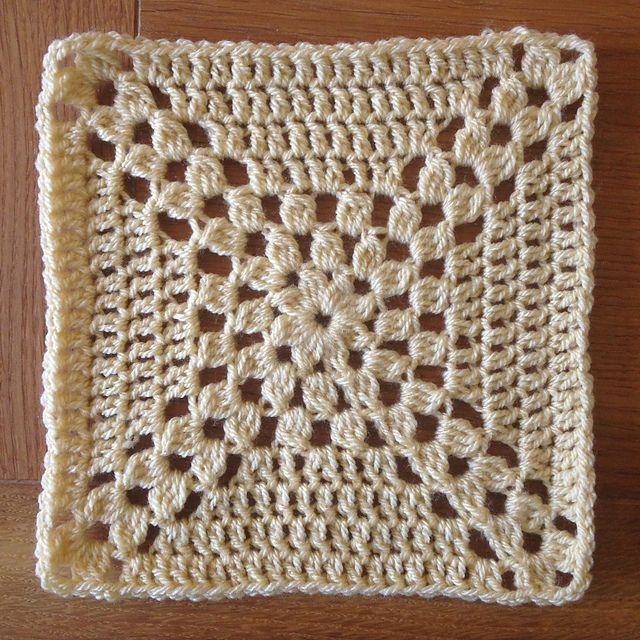 how to join crochet granny squares