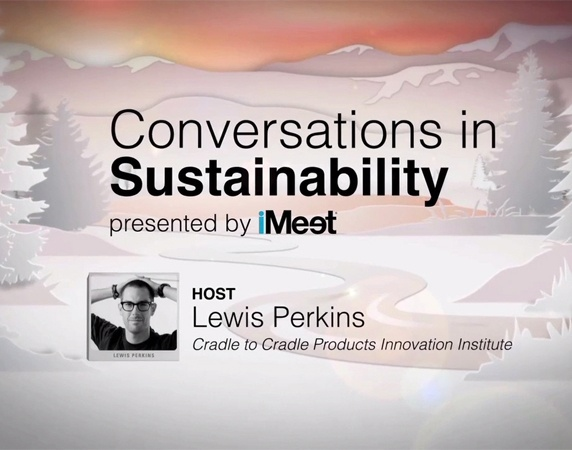 Leading #sustainability #influencers talk #green #business #practices and #corporate #responsibility using iMeet virtual conferencing software. [video]
