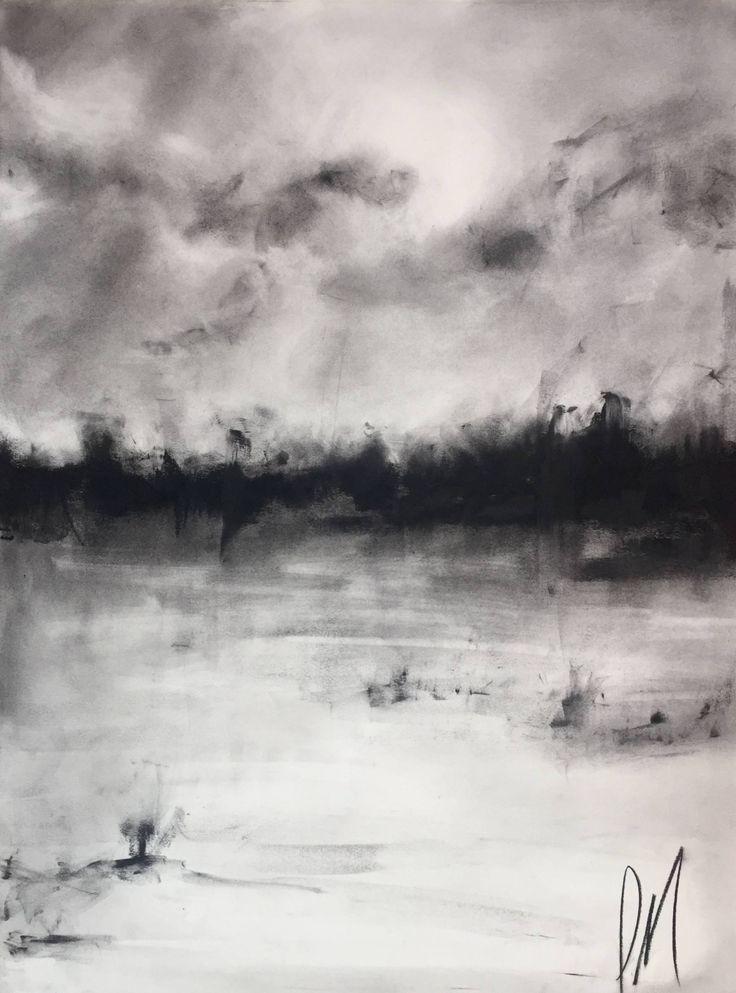 best 25  charcoal art ideas on pinterest