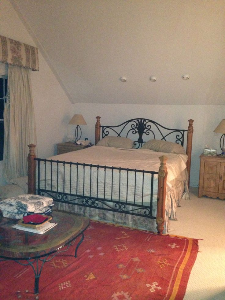 1000 Images About My Sloped Ceiling Bedroom On Pinterest