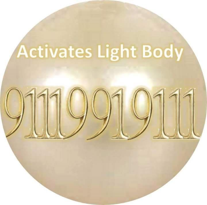Activates Light body.... Our body is surrounded by beautiful divine light, to…