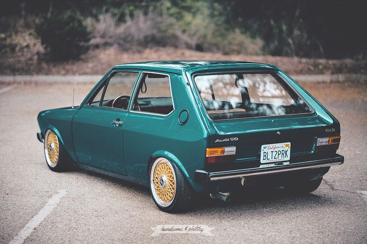 Audi 50                                                                                                                                                                                 More