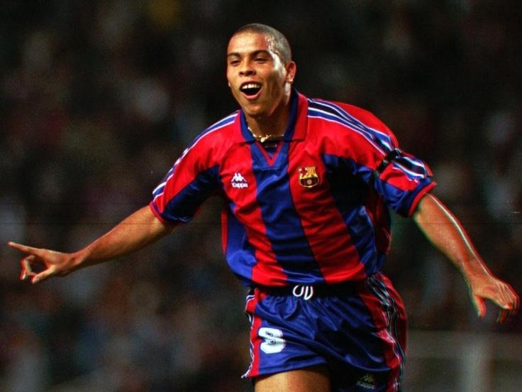 9. Ronaldo | striker | Brazil