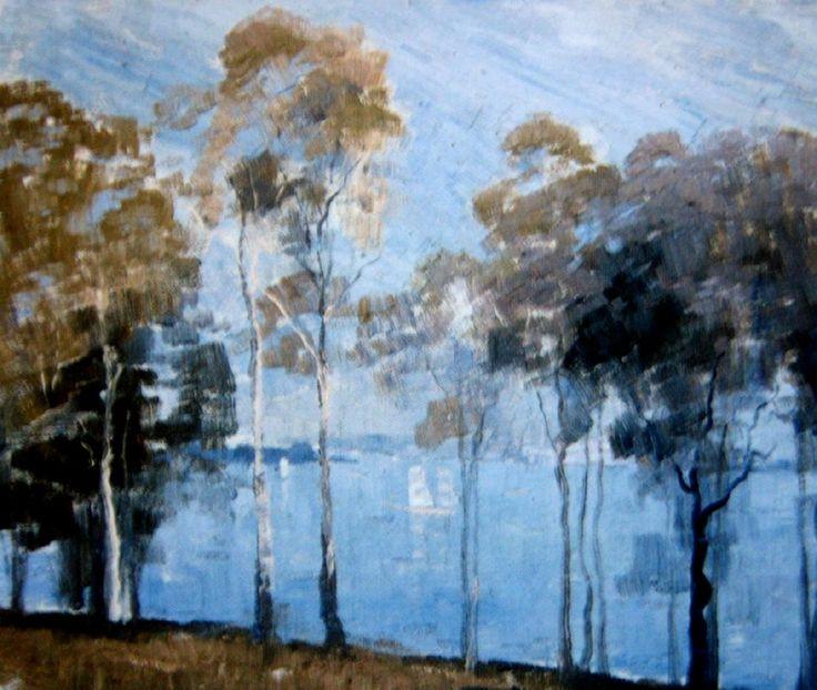 Through the Trees elioth gruner