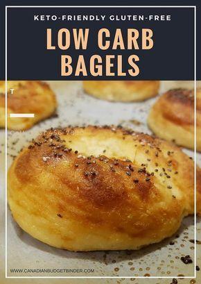 low carb bagels 1 poster