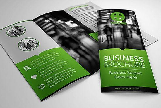 design your PROFESSIONAL  brochure by adazaa