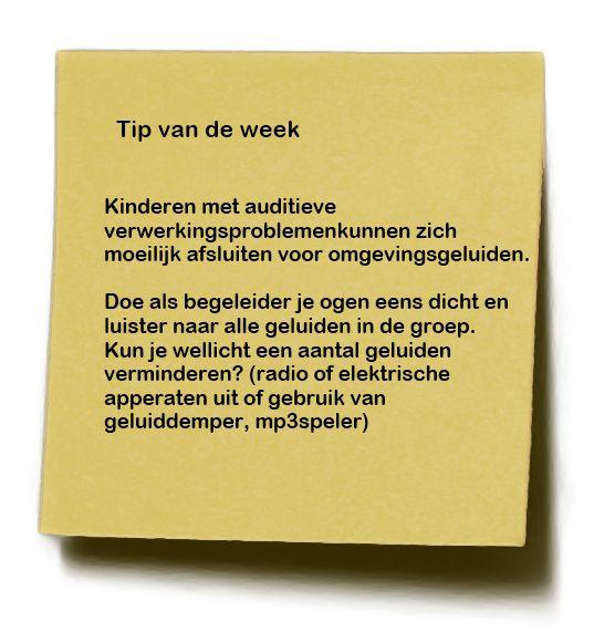 Tip van de Week! wk 48