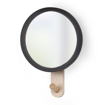 Seinänaulakko peilillä