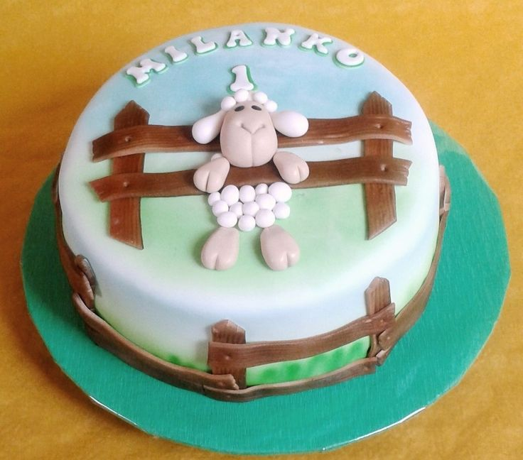 1000 Images About Sheep Cakes On Pinterest Lamb Cake