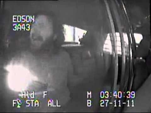 Drunk Bohemian Rhapsody cover in a cop car. Amazing.  http://mashable.com/2012/03/30/bohemian-rhapsody-drunk-video/