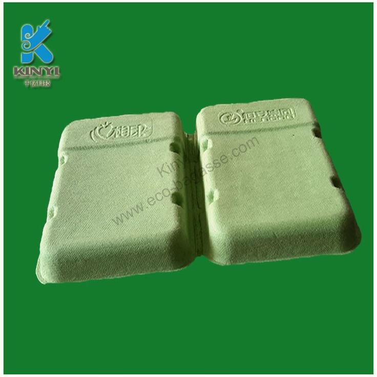 Unbleached Bagasse Packaging Boxes, Clamshell Packaging Boxes, Molded Pulp Packaging Boxes