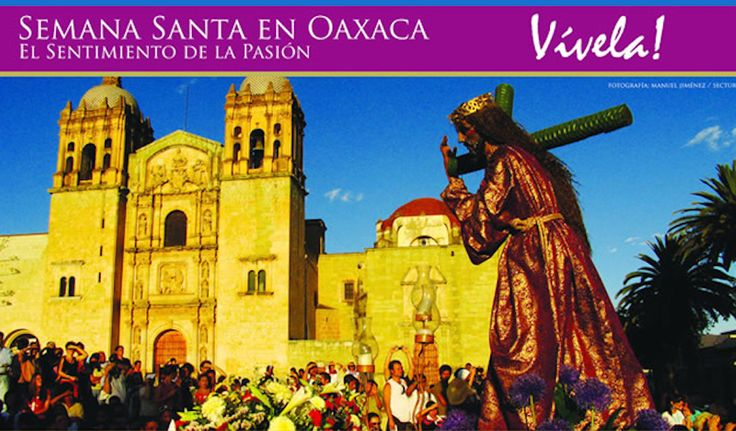 Recorrido de las Siete Casas, o templos en Oaxaca