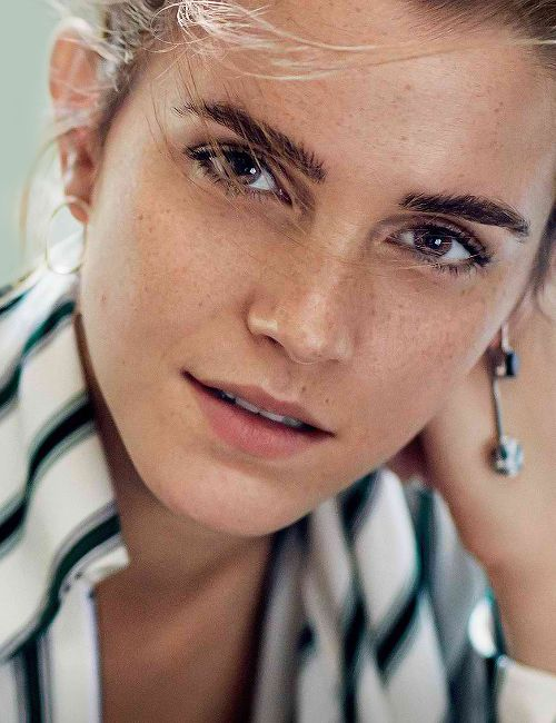 Emma Watson for Porter Magazine (December 2015)
