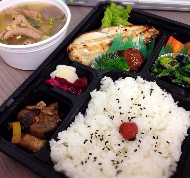 レシピとお料理がひらめくSnapDish - 6件のもぐもぐ - 目鯛の西京焼き@弁当の瀬尾 by chan mitsu