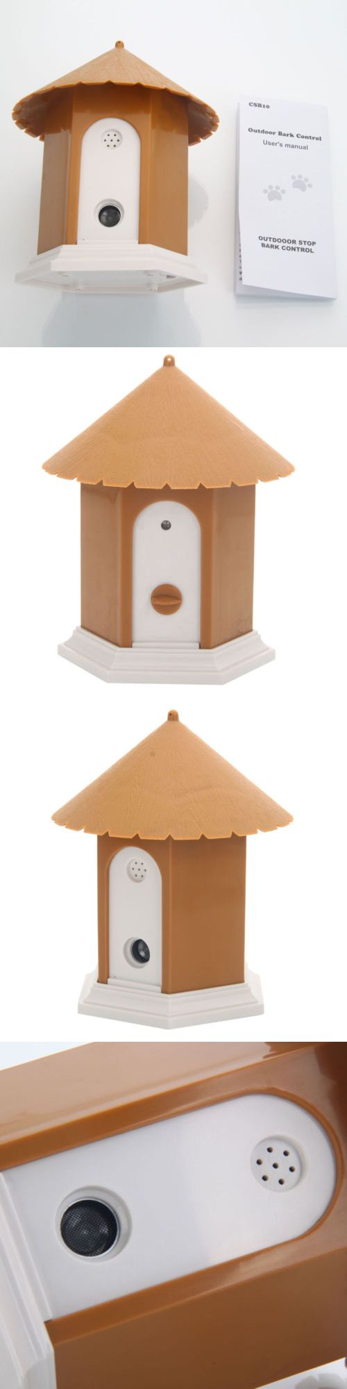 Sonic Trainers 146244: Brown Pet-Csb10 Outdoor Ultrasonic Dog Barking Stop Control System Pet Trainer -> BUY IT NOW ONLY: $30.99 on eBay!