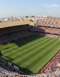 Sigue al primer equipo del Valencia CF, resultados y crónicas de los partidos de Liga BBVA, Copa del Rey, y amistosos