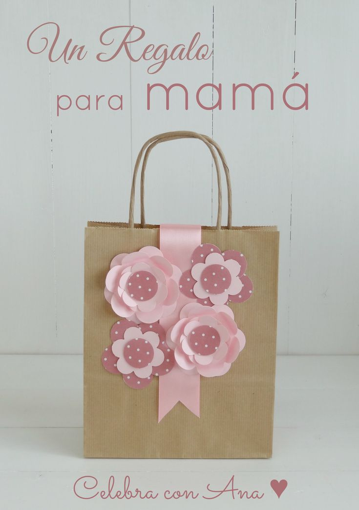Packaging para mamá