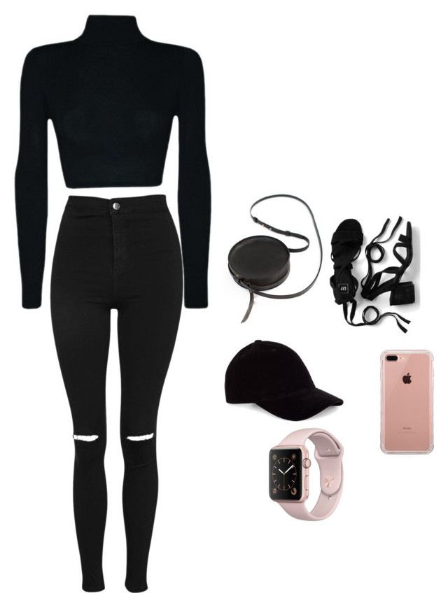 """""""Untitled #16"""" by angeline-mewengkang on Polyvore featuring Topshop, Sara Barner, Le Amonie and Belkin"""