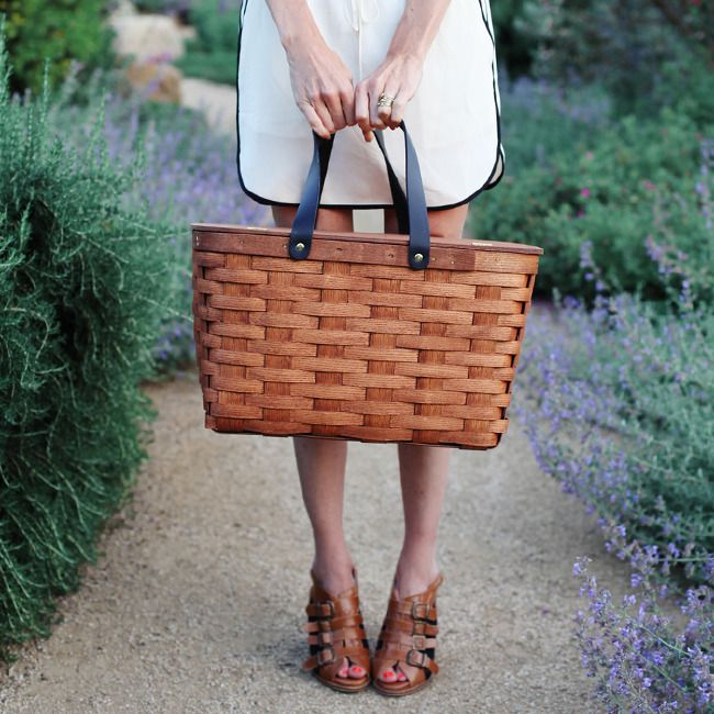 A Sunny Afternoon   Picnic Basket