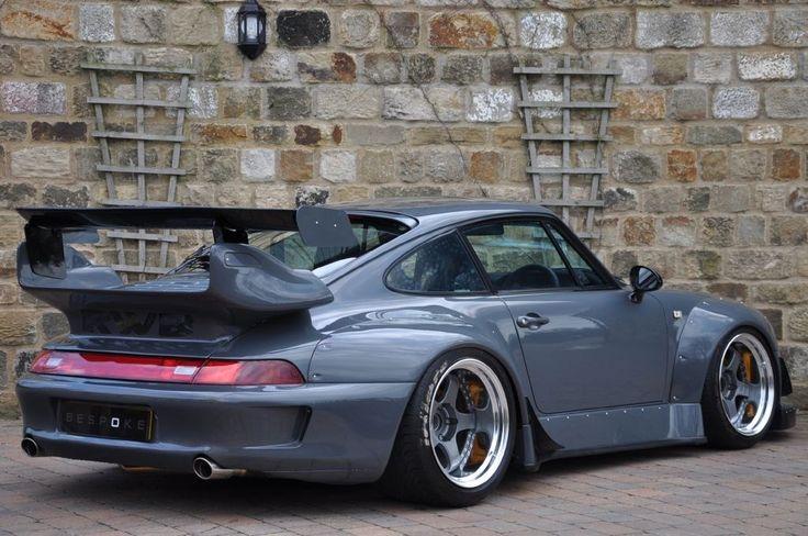 RWB Porsche 911 £119,995