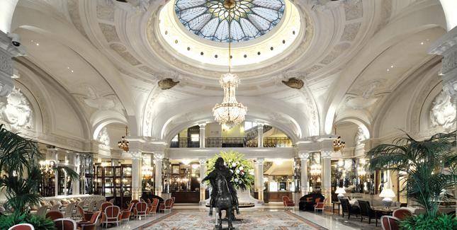 Monaco - オテル・ド・パリ / ホテル / モナコに滞在 / Site officiel de Monaco