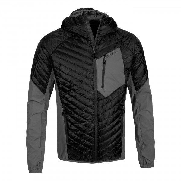 La veste Ortler Hybrid PRL a été entièrement pensée pour l'escalade alpine et en glace. Le garnissage en Primaloft Silver, la capuche isolante, le tissu robuste Duostretch et le concept Bodymapping assurent une protection totale quand il s'agit d'affronte