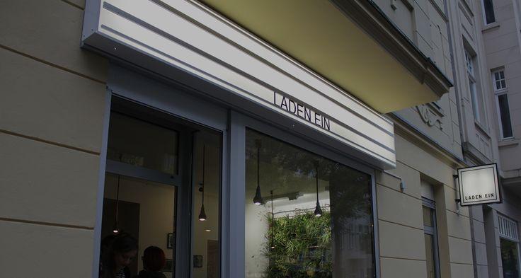 LADEN EIN - Stationäres Pop up Restaurant