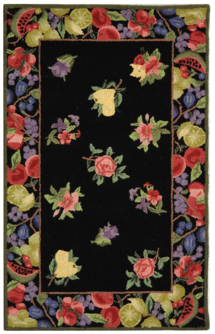 best  novelty rugs ideas on pinterest  victorian novelty rugs  - chelsea black novelty rug