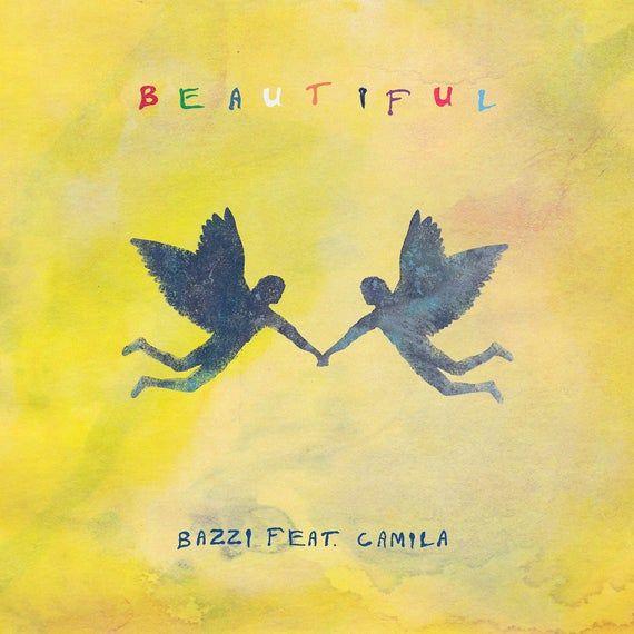 Poster Bazzi Beautiful Album Cover Camila Cabello Music Album Covers Album Covers
