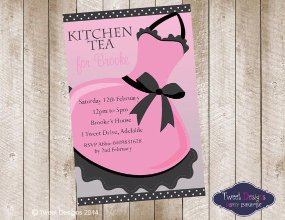 kitchen hens kitchen tea kitchen tea ideas kt invitations kitchen tea