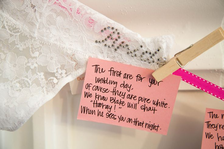 """A couple of my oldest and dearest girlfriends came to my bachelorette night with the CUTEST gift. I just had to share it with you! The gift was in an adorable box, tied with a gold ribbon. When I opened the box, I saw a note sitting on top the tissue paper. It said: """"Jen, Continue Reading"""
