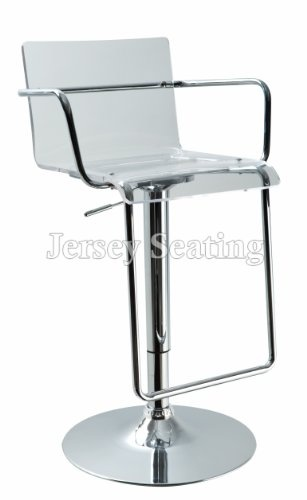 clear bar stools plastic - Clear Bar Stools