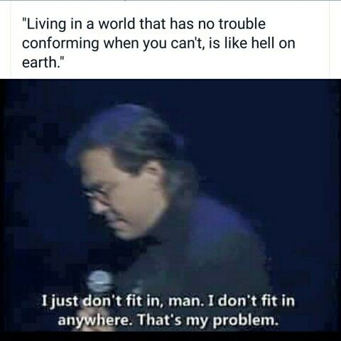 .  #alone #lonely #lonelyperson #loneliness #loners #loner  #alien #feellikealien #feelinglikealien #misanthrope #misanthropy  #different #unique #weird #INFP  .  #identitycrisis #existentialcrisis  #failure #loser  #depressed #depression #depresi  #suicide #death  #suicideisbetter #deathisbetter  .