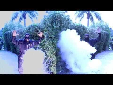 how to make household smoke bomb