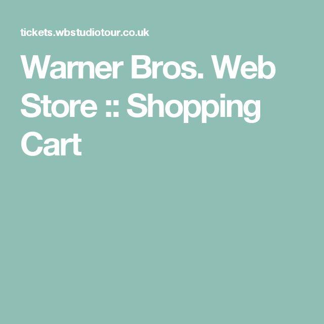 Warner Bros. Web Store :: Shopping Cart