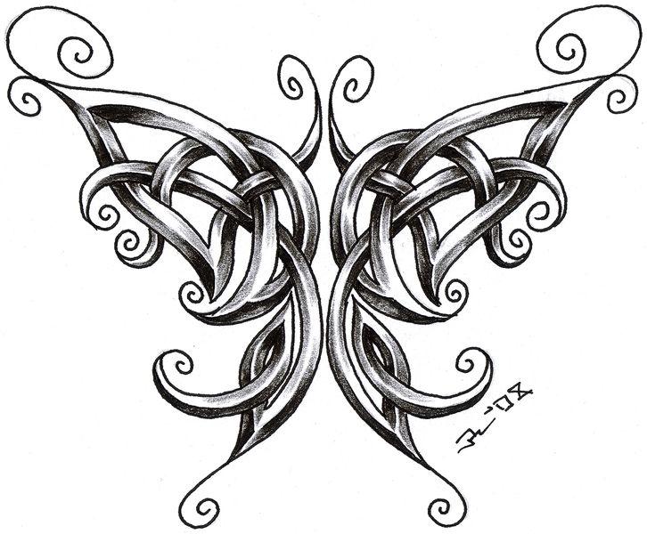 40 best Butterfly Tree Tattoo images on Pinterest Butterflies