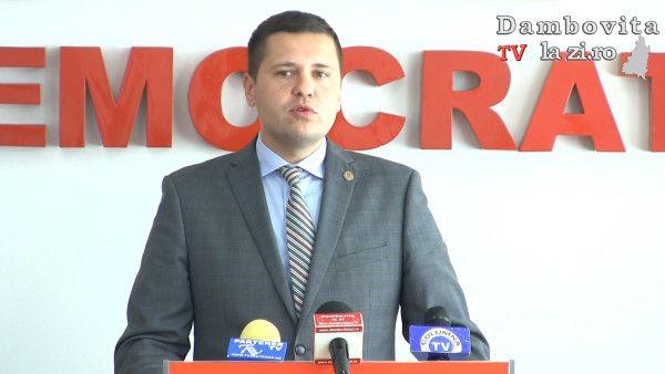 "Dep. PSD Corneliu Ștefan: ""Miniștrii demisionari, printre cei mai buni din Guvern"" | Dambovitalazi.ro"