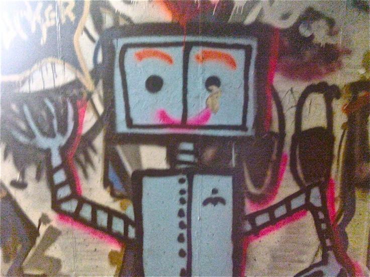 Foxcroft Tunnel Graffiti, Charlotte, NC