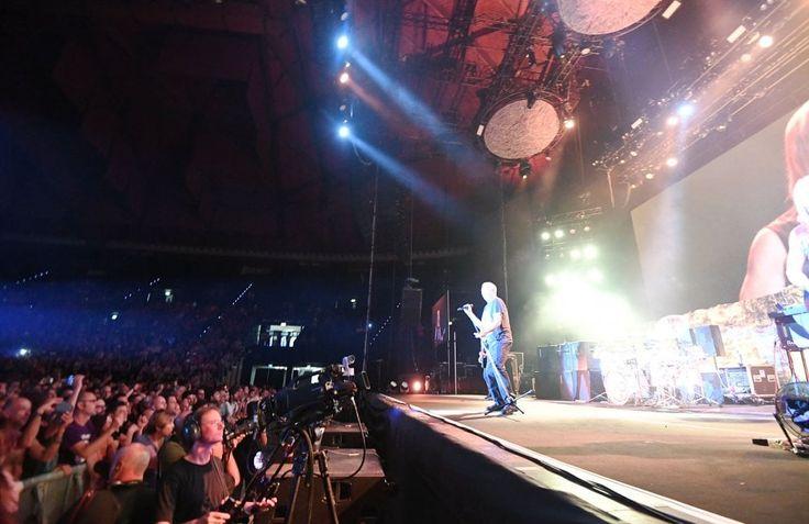 L'ultimo concerto bolognese dei Deep Purple, titoli di coda per la band britannica
