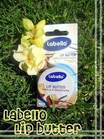 Revolt Nation: Labello Lip Butter - Vanilla & Macadamia