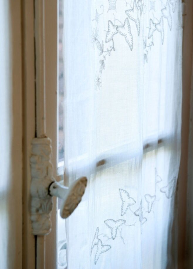 """This antique window is from our feature """"Bijou en Bourgogne"""""""