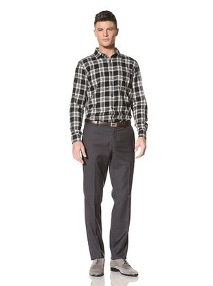 John Varvatos Star Luxe Men's Tailored Trouser