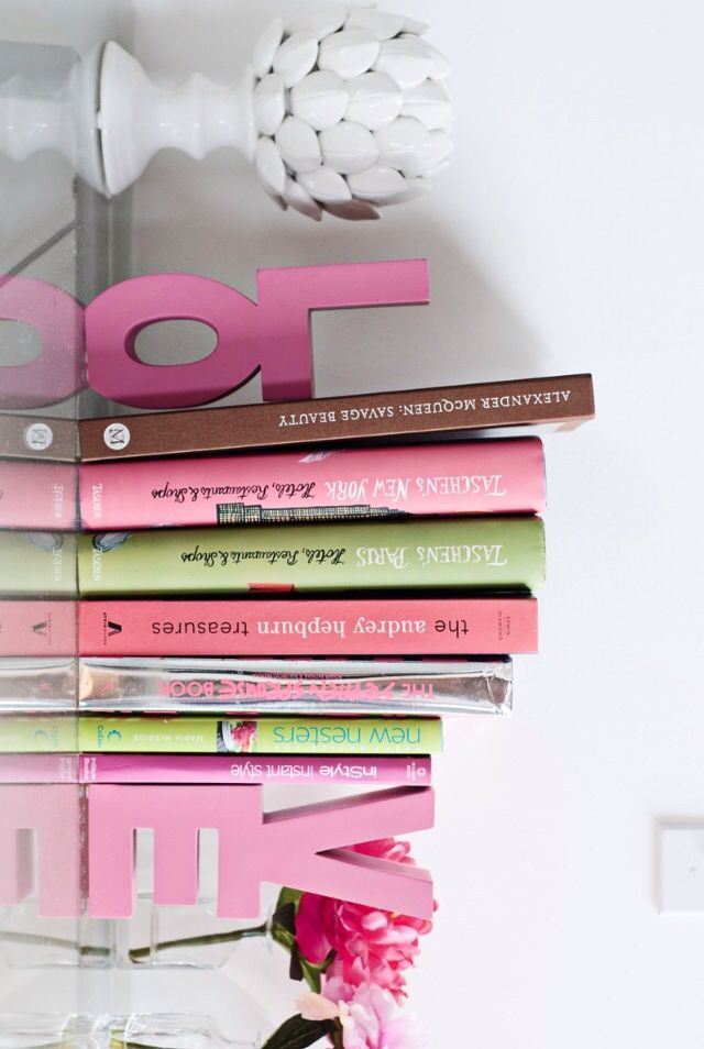 Love bookends for a little girls room
