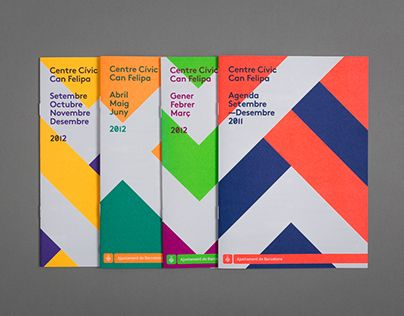"""Check out this @Behance project: """"Agenda CCCF"""" https://www.behance.net/gallery/25425061/Agenda-CCCF"""