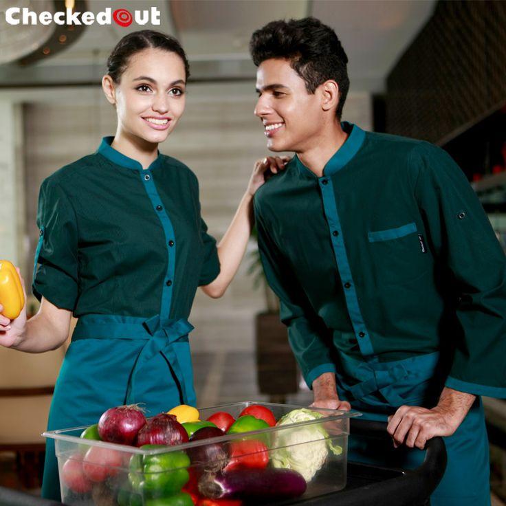 「uniformes para lanchonetes e restaurantes elegantes」的圖片搜尋結果