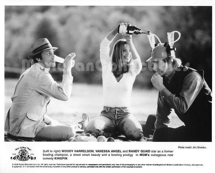 Kingpin Photo Woody Harrelson, Randy Quaid, Vanessa Angel