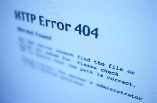 The 404 Not Found error, often called Error 404 or an HTTP 404 error, means that the webpage you were trying to load was not found. Here's what to do.