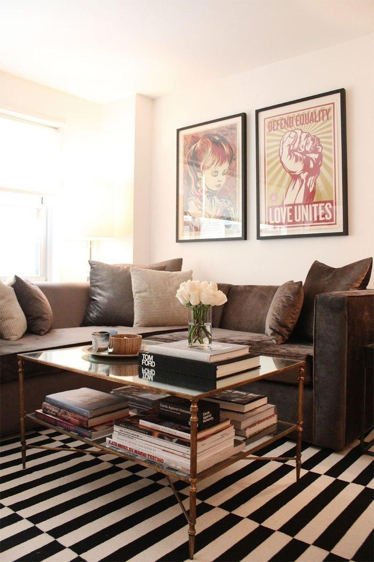 Living Room Colors With Brown Furniture 17 Best Ideas About Dark Brown Couch On Pinterest Brown Couch