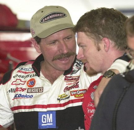 Favorite To Win Nascar Race This Weekend >> 17 Best images about Dale sr with his sons on Pinterest | Car racer, F(x) and Nu'est jr